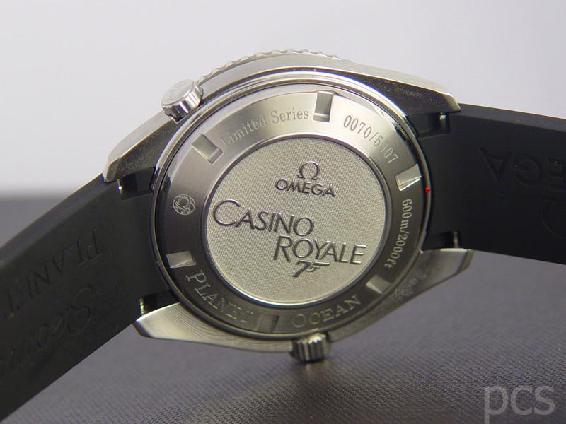 Бонд казино омега ролекс арго казино обойти блокировку