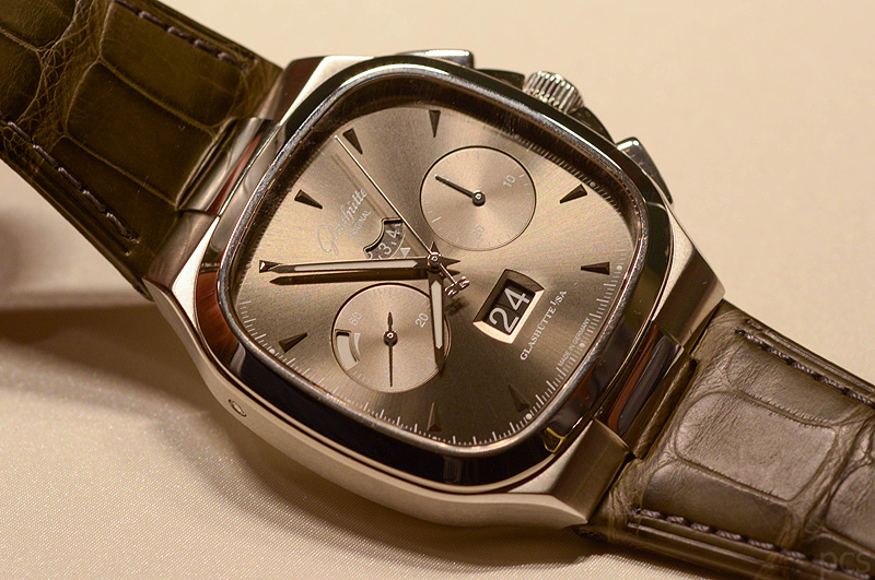 glashütte original seventies chronograph