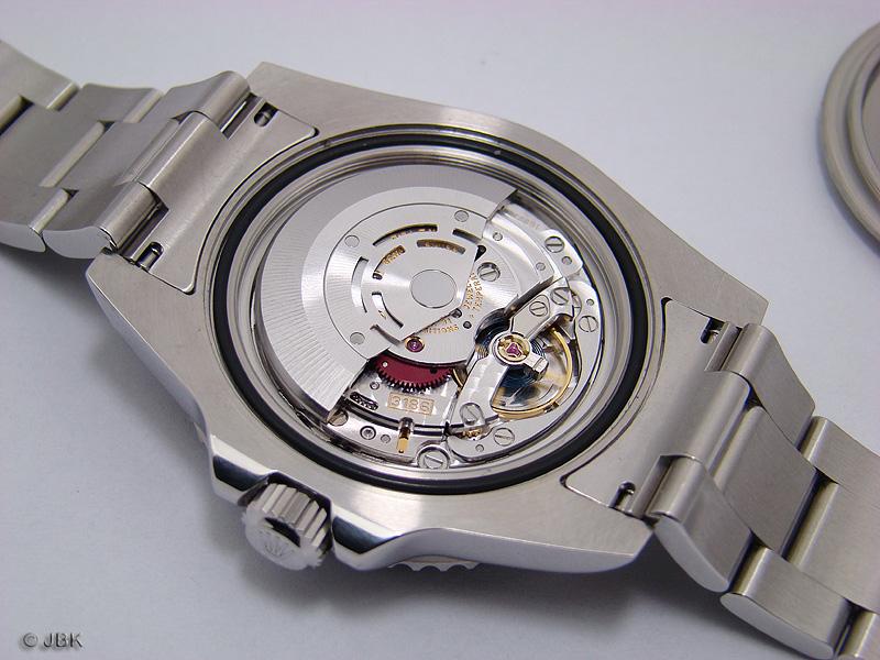 bracelet métal pour zenith de luca réf. 02 1310 400 Cal3186_02