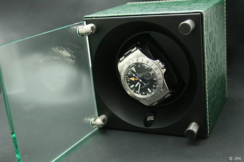 Rolex watch winder 408inc blog for Omega watch winder